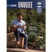 Alfred The Complete Ukulele Method: Mastering Ukulele Book & DVD