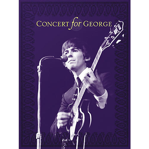 Music CD The Concert for George Live (DVD)-thumbnail