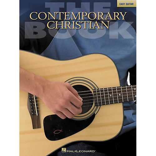 Hal Leonard The Contemporary Christian Easy Guitar Songbook