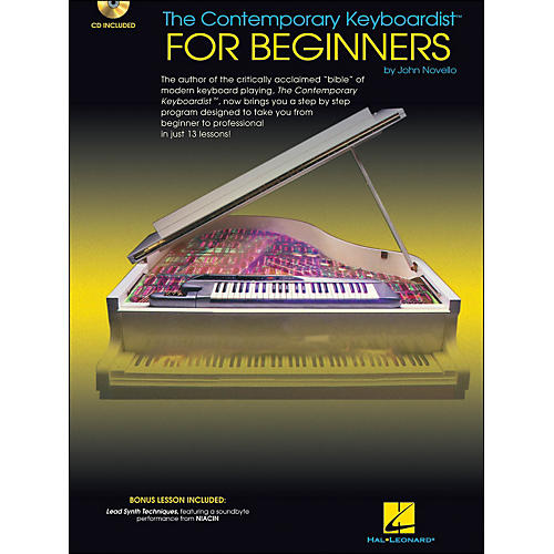 Hal Leonard The Contemporary Keyboardist for Beginners Book/CD-thumbnail