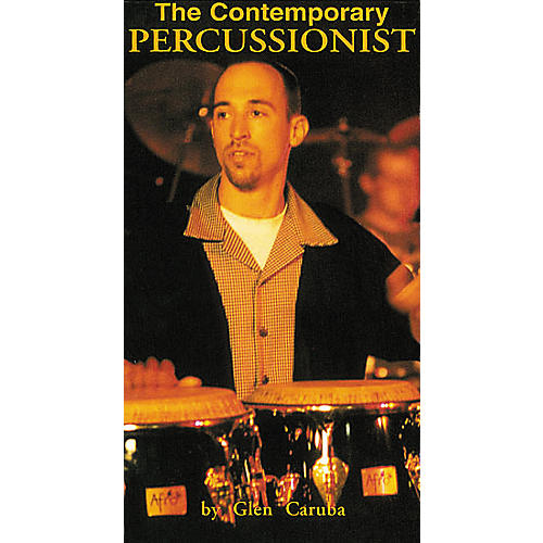 Centerstream Publishing The Contemporary Percussionist (VHS)-thumbnail