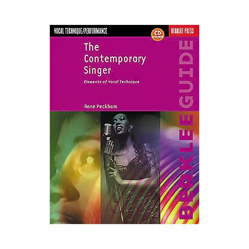 Hal Leonard The Contemporary Singer