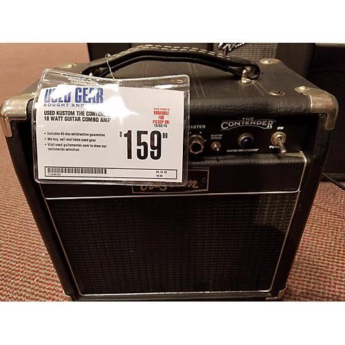 Kustom The Contender 18 Watt Guitar Combo Amp-thumbnail