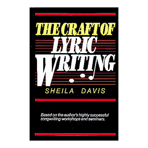 Writer's Digest The Craft of Lyric Writing Book-thumbnail