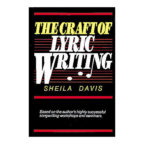Writer's Digest The Craft of Lyric Writing Book