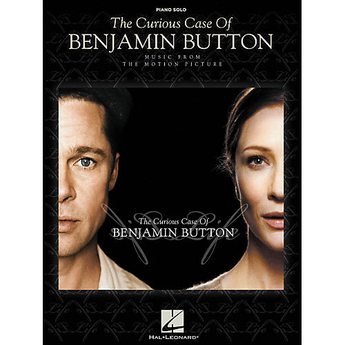 Hal Leonard The Curious Case Of Benjamin Button arranged for piano solo-thumbnail