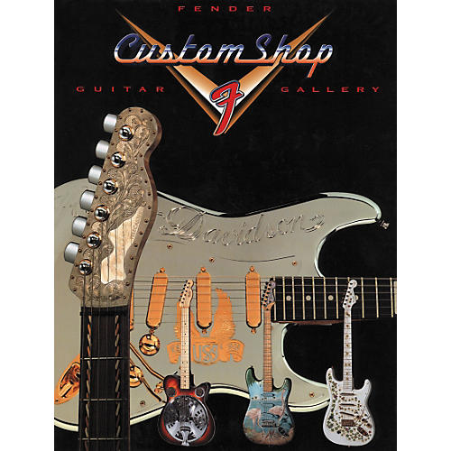 Fender The Custom Shop Book-thumbnail