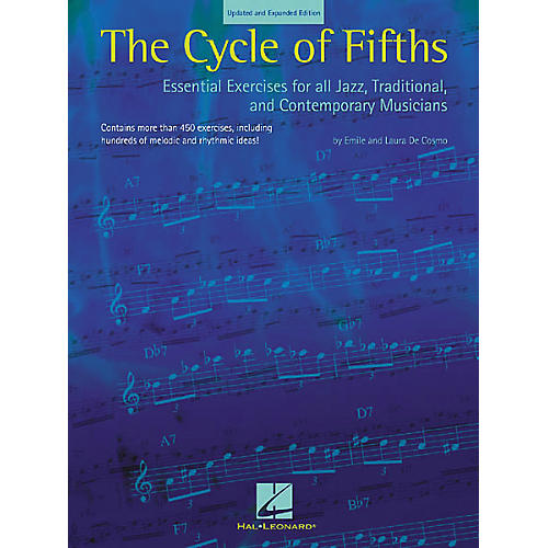 Hal Leonard The Cycle of Fifths-thumbnail