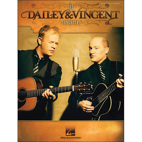 Hal Leonard The Dailey & Vincent Songbook arranged for piano, vocal, and guitar (P/V/G)-thumbnail