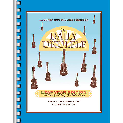 Flea Market Music The Daily Ukulele Songbook - Leap Year Edition (366 More Songs for Better Living)-thumbnail