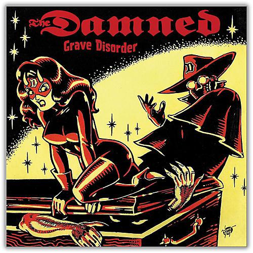 Universal Music Group The Damned - Grave Disorder Vinyl [LP]-thumbnail