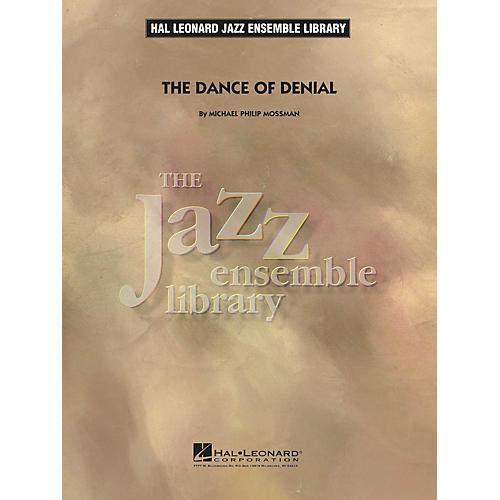Hal Leonard The Dance of Denial Jazz Band Level 4 Arranged by Michael Philip Mossman