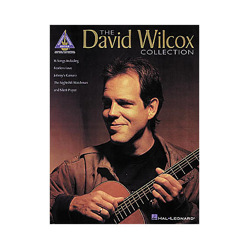 Hal Leonard The David Wilcox Collection Guitar Tab Book-thumbnail