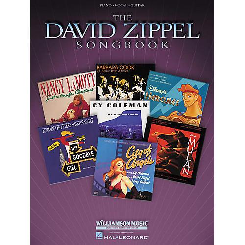 Hal Leonard The David Zippel Songbook