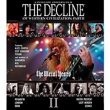 Universal Music Group The Decline Of Western Civilization Part II: The Metal Years (DVD)
