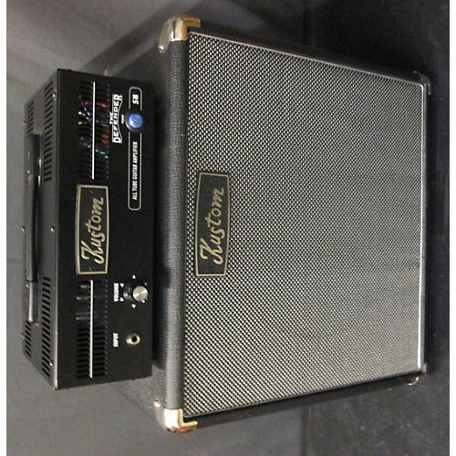 Kustom The Defender 5H With 1x12 Cab Guitar Stack-thumbnail