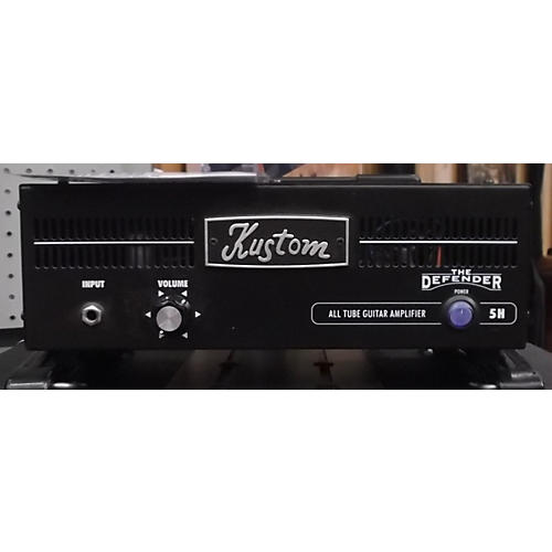 Kustom The Defender 5W HEAD Tube Guitar Amp Head-thumbnail