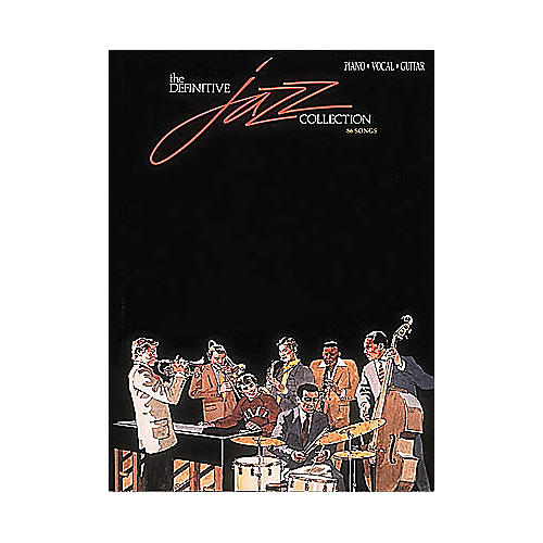 Hal Leonard The Definitive Jazz Collection Book-thumbnail