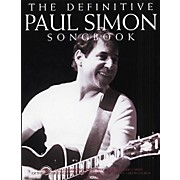 Music Sales The Definitive Paul Simon Piano, Vocal, Guitar Songbook
