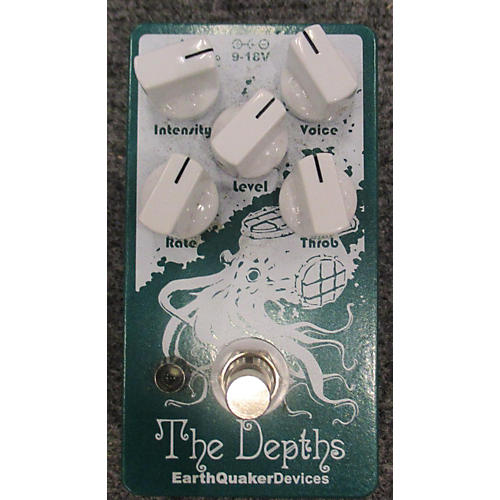 Earthquaker Devices The Depths Optical Vibe Machine Effect Pedal-thumbnail