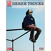 Cherry Lane The Derek Trucks Band - Already Free Tab Songbook