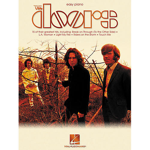 Hal Leonard The Doors - Easy Piano
