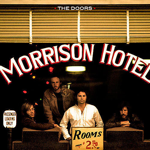 Alliance The Doors - Morrison Hotel