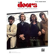 Alfred The Doors: Drum Anthology Drum Transcriptions Songbook
