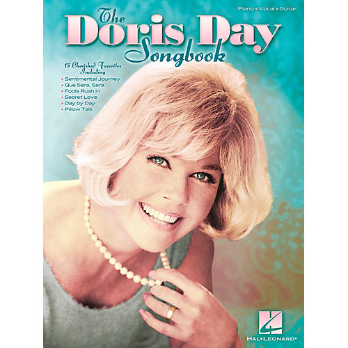 Hal Leonard The Doris Day Songbook for Piano/Vocal/Guitar PVG-thumbnail