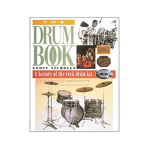 Hal Leonard The Drum Book-thumbnail