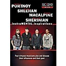 The Drum Channel PSMS Portnoy, Sheehan, MacAlpine & Sherinian:  InstruMENTAL Inspirations Drum DVD