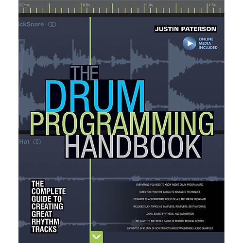 Hal Leonard The Drum Programming Handbook: The Complete Guide To Creating Great Rhythm Tracks-thumbnail