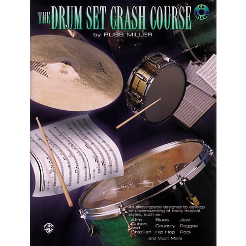 Alfred The Drum Set Crash Course with Russ Miller-thumbnail