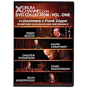 The Drum Channel The Drummers of Frank Zappa DVD