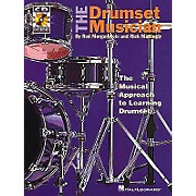 Hal Leonard The Drumset Musician Book/CD