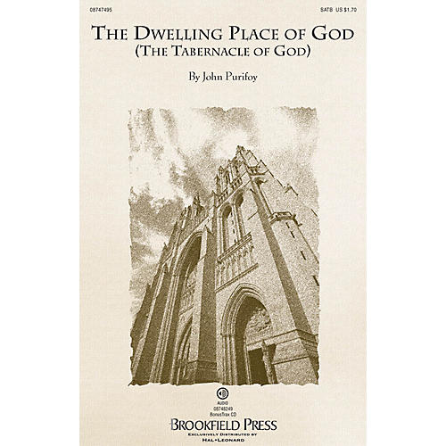 Brookfield The Dwelling Place of God (The Tabernacle of God) SATB