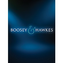 Boosey and Hawkes The Dybbuk (Music Drama in Three Acts) BH Stage Works Series Composed by David Tamkin