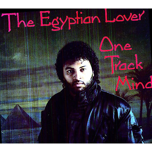 Alliance The Egyptian Lover - One Track Mind