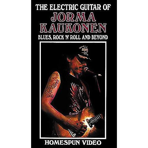 Hal Leonard The Electric Guitar of Jorma Kaukonen Video-thumbnail