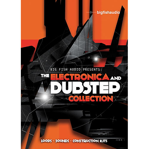 Big Fish The Electronica and Dubstep Collection-thumbnail