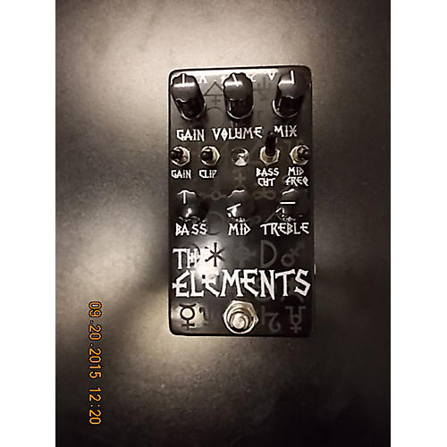 In Store Used The Elements Effect Pedal-thumbnail