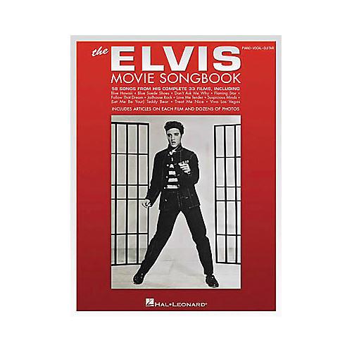Hal Leonard The Elvis Movie Songbook