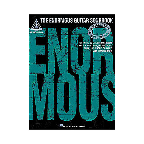 Hal Leonard The Enormous Guitar Songbook-thumbnail