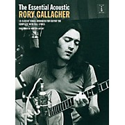 Music Sales The Essential Acoustic Rory Gallagher Guitar Personality Series Softcover Performed by Rory Gallagher