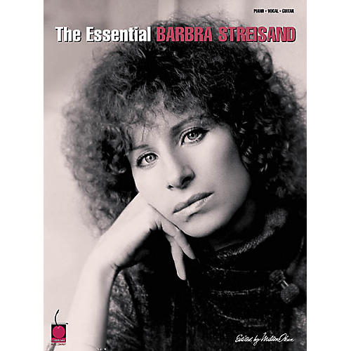 Cherry Lane The Essential Barbra Streisand Piano/Vocal/Guitar Artist Songbook-thumbnail