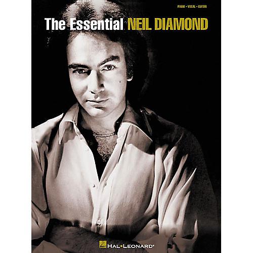 Hal Leonard The Essential Neil Diamond Piano/Vocal/Guitar Artist Songbook