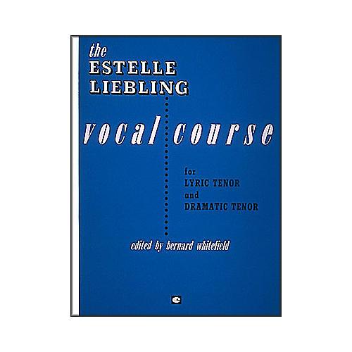 Hal Leonard The Estelle Liebling Vocal Course for Tenor Voice-thumbnail