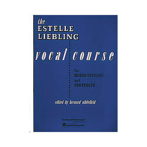 Hal Leonard The Estelle Liebling Vocal Course-thumbnail