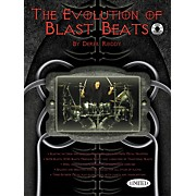 Hudson Music The Evolution Of Blast Beats By Derek Roddy (Book/CD)