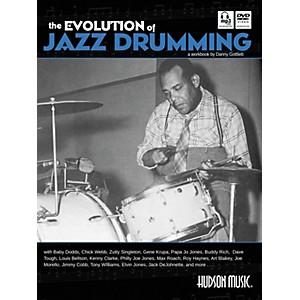 Hudson Music The Evolution Of Jazz Drumming Book/Online Audio/Content